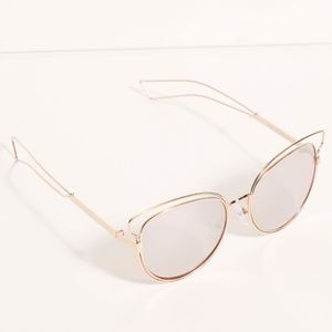 Florence Metal Sunglasses